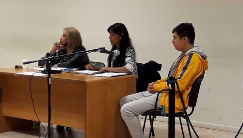 Audiencias de control por el homicidio de Alexis Cueva