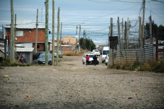 El barrio Madres a la Lucha (Foto archivo C.R.)