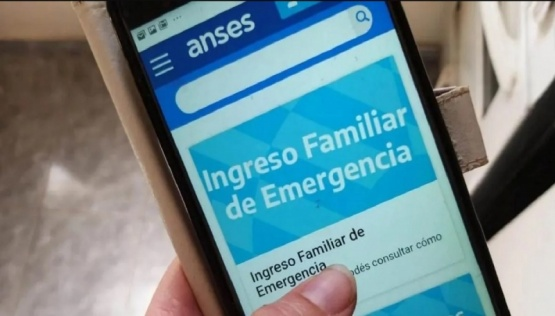 Pago Ingreso Familiar de Emergencia