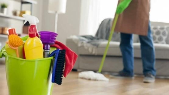 Rige desde mayo el aumento del 5% para las empleadas domésticas