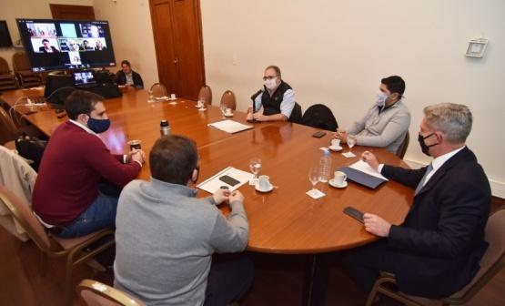 Acordaron potenciar el asociativismo como motor económico en Chubut