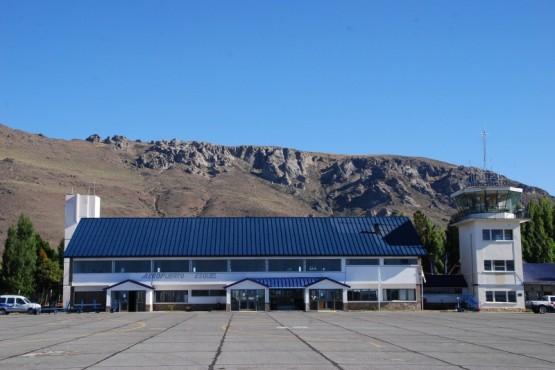 Aeropuerto de Esquel.