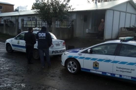 Dos detenidos por el robo a una casa en construcción