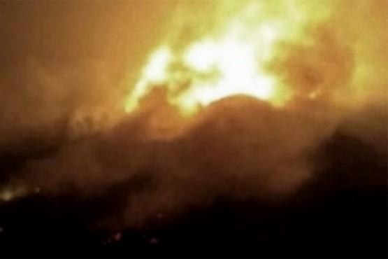 Falleció el copiloto del avión sanitario que se estrelló en Esquel