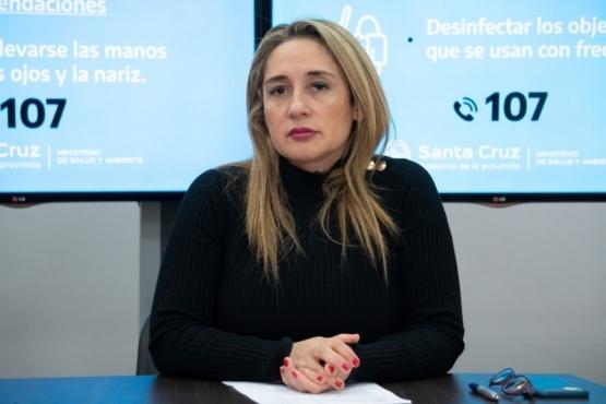 Doctora Ana Cabrera.