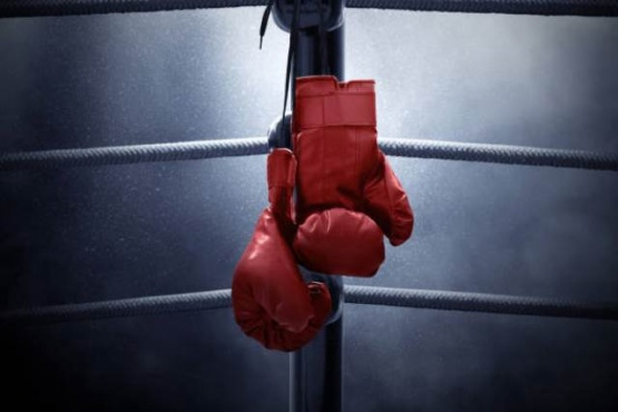 Guantes de boxeo. (Foto ilustrativa)