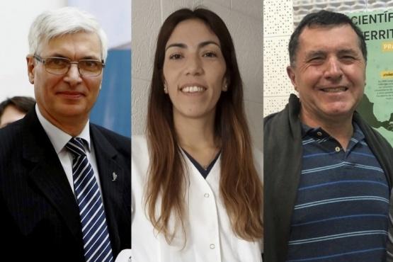 Tres científicos de la UNLP elegidos para financiar sus investigaciones sobre COVID19