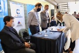 El municipio entregó 20 millones de pesos en créditos