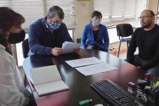 Estudiantes de Enfermería realizarán prácticas en Hogares de Ancianos