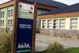Provincia inició las obras de refacción en la Escuela N° 96-7724 de Aldea Escolar
