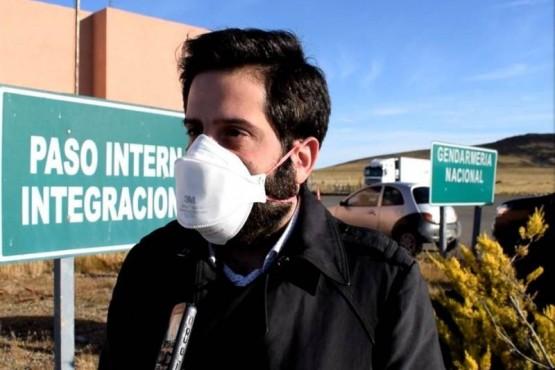 Gonzalo Chute, Delegado de Migraciones