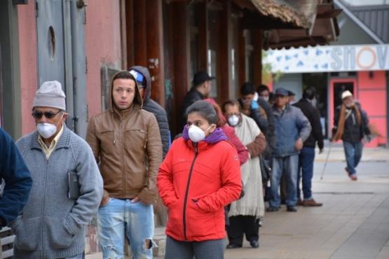 Santa Cruz con cuarentena más flexibilizada pero con fuerte control en los repatriados