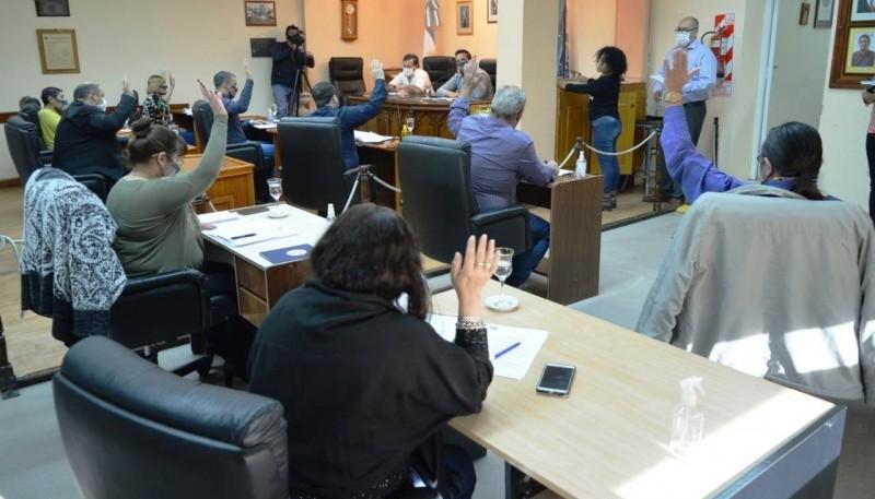 Concejales aprobaron el ofrecimiento de tierras