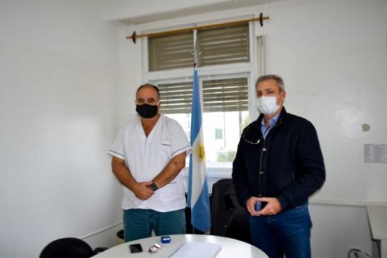 El Aeroclub donó equipamiento a la terapia intensiva del Hospital Regional