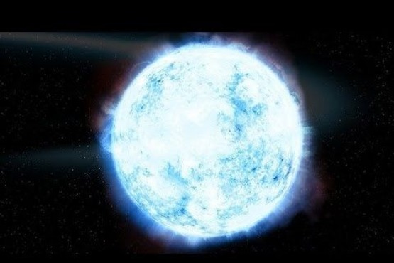 Un grupo de científicos del estudia una estrella gigante que titila a 150 años luz