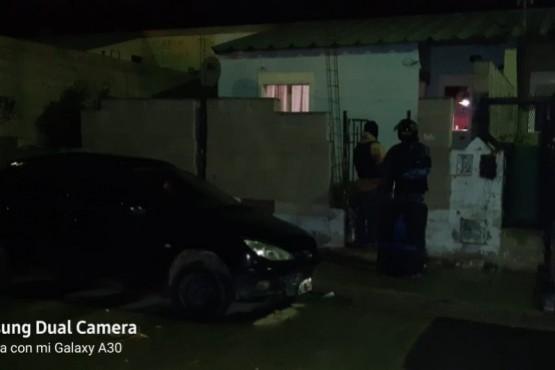 La policía del Chubut recuperó elementos robados tras allanamientos