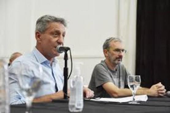 Arcioni y Puratich expresaron su apoyo a Alberto ante la extensión de la cuarentena