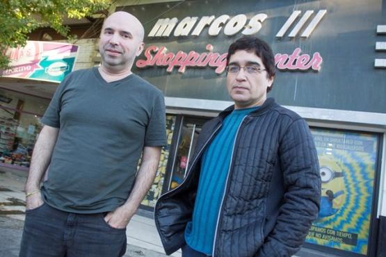 Marcos Almeida Roboucas y Juandi (Foto: C.G)