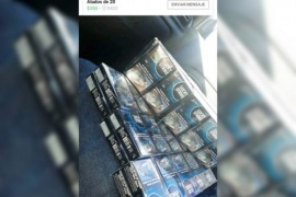 Vendía el atado de cigarrillos a 350 pesos y lo escracharon