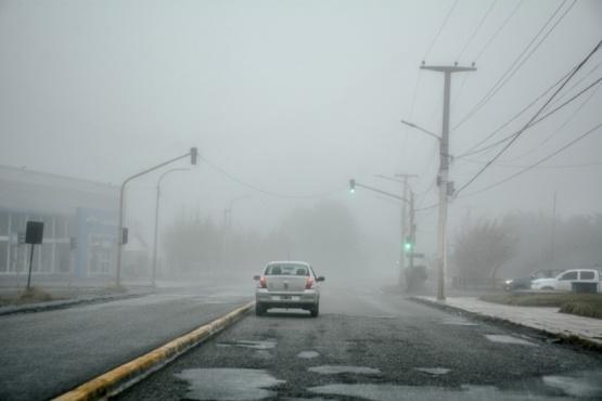 Seguirá la niebla. (C.R)