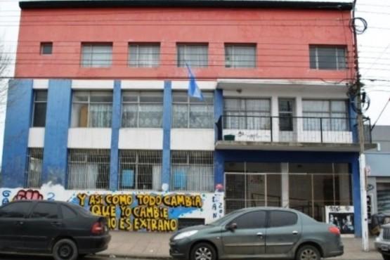 Sede del Centro Chileno en esta capital.