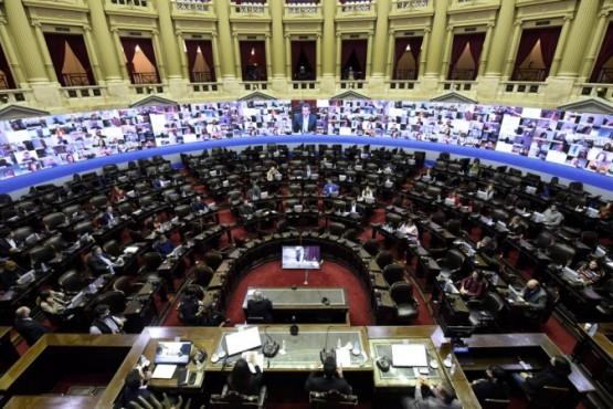 Diputados podrían llevar a cabo sesiones virtuales