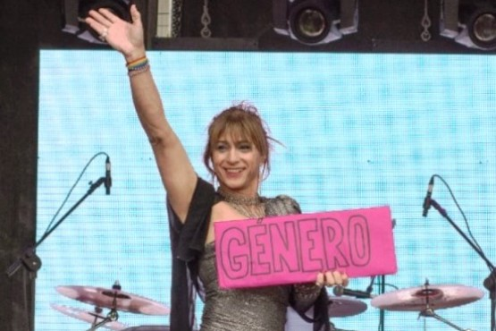 Angie Foti, presidenta de la organización.