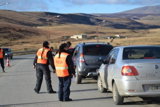 Habilitaron la libre circulación entre Río Turbio y 28 de Noviembre