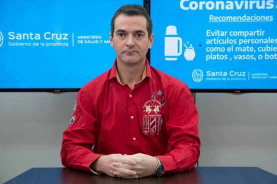El secretario de Estado de Salud Pública, Ignacio Suárez Moré
