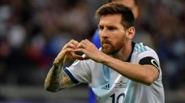Messi donó medio millón de euros a la Fundación Garrahan