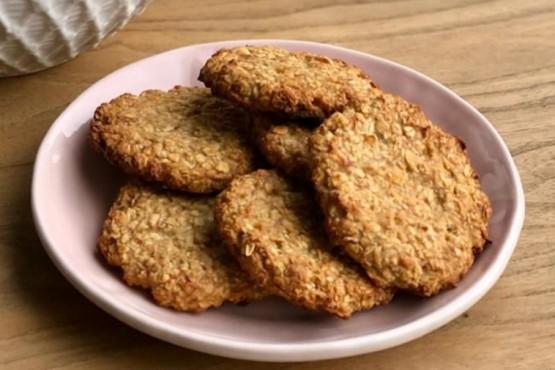 Cómo hacer galletitas de avena