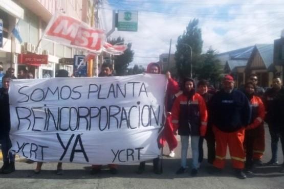 """""""Un trabajador no puede quedar preso de los vaivenes políticos""""."""