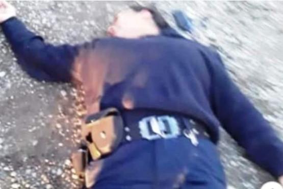 La cabo de policía fue dada de alta en Caleta Olivia.