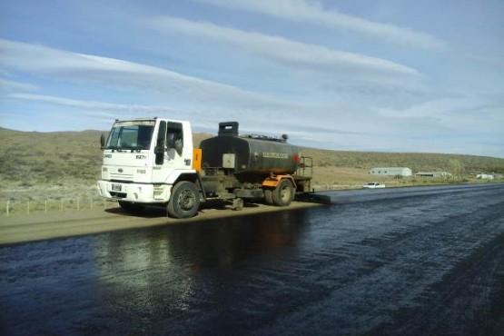 Los arreglos en las rutas por parte de Vialidad Provincial.