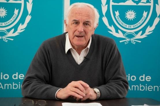 El ministro de Salud de Santa Cruz, Juan Carlos Nadalich.