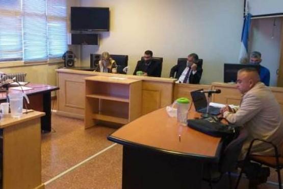 El juicio desarrollado en Esquel.