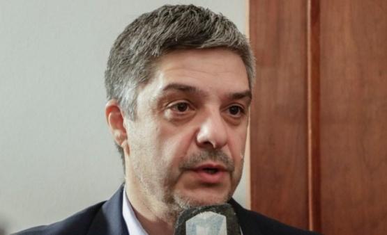 El ministro de Infraestructura, Energía y Planificación, Gustavo Aguilera