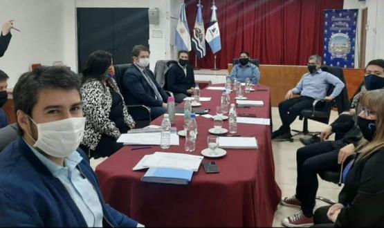 Comisión de Presupuesto y Hacienda.