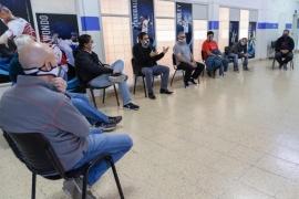 Se llevó a cabo una reunión entre el Municipio y agrupaciones atléticas