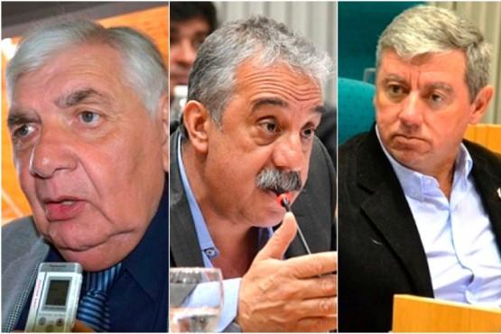 Bodlovic, Mazú y Arabel (Frente de Todos) intervinieron en el plenario de comisiones.