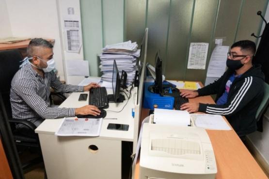 La Caja de Previsión Social continúa trabajando en expedientes de jubilación