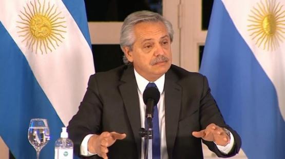 Alberto Fernández.Arge
