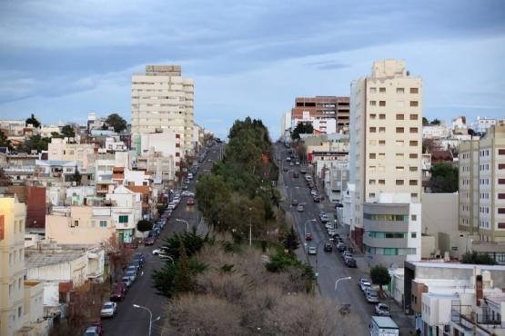 El Municipio comienza una obra histórica: la reconstrucción de la Av. Rivadavia