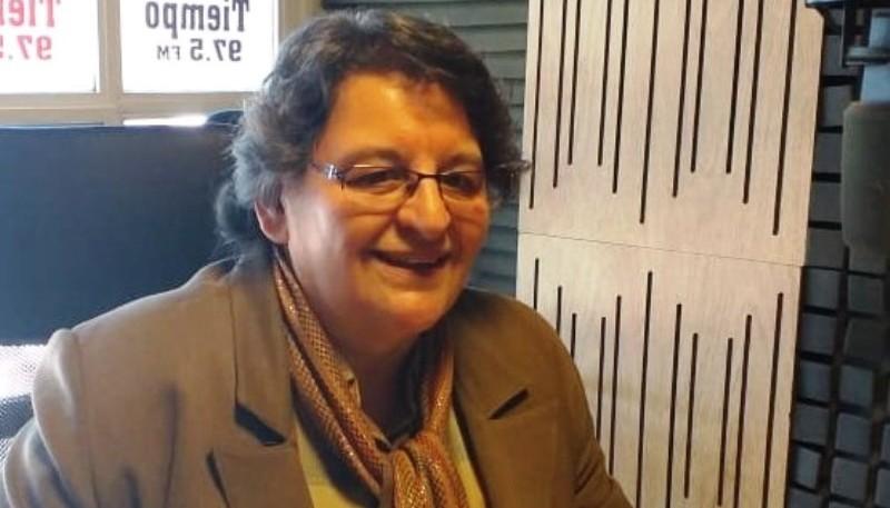 Patricia Aguirre, nueva vocal por el Ejecutivo ante el CPE (Archivo)
