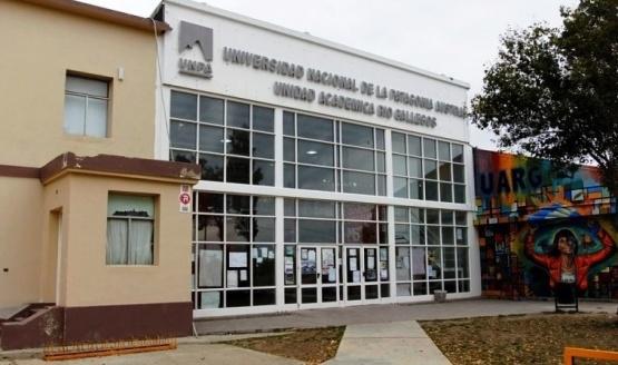 UNPA Río Gallegos.
