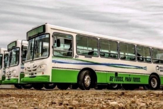 Mañana vuelve el servicio de transporte público de pasajeros