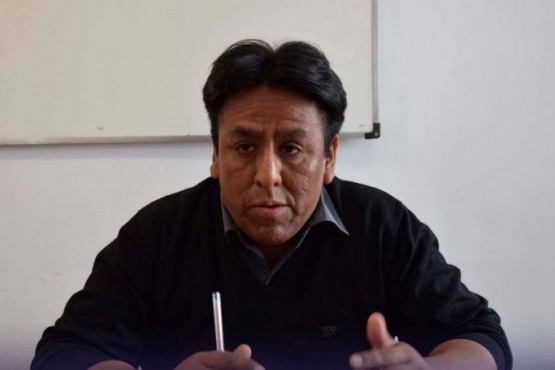 Cristian Canavire, director de Turismo del Municipio