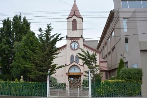 Catedral de Río Gallegos.