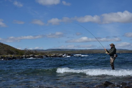 Habilitan la pesca deportiva
