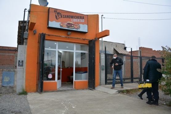 Foto de la Sandwichería Libertad (C.R.)